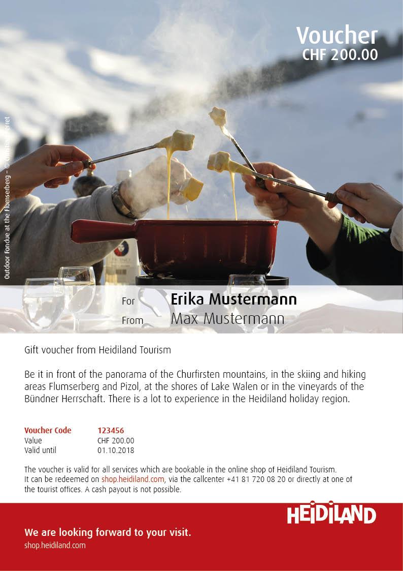 heidiland_premium-13: Culinary, Winter emotions