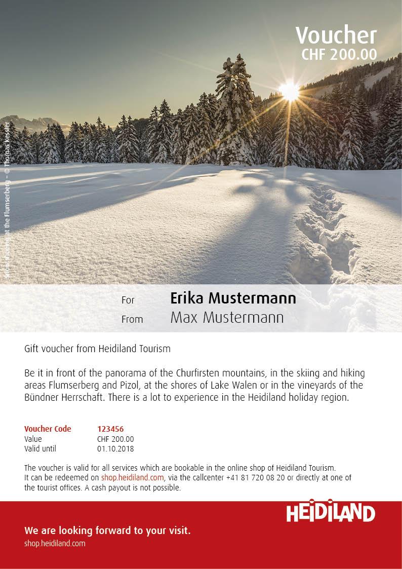 heidiland_premium-14: Nature, Winter emotions