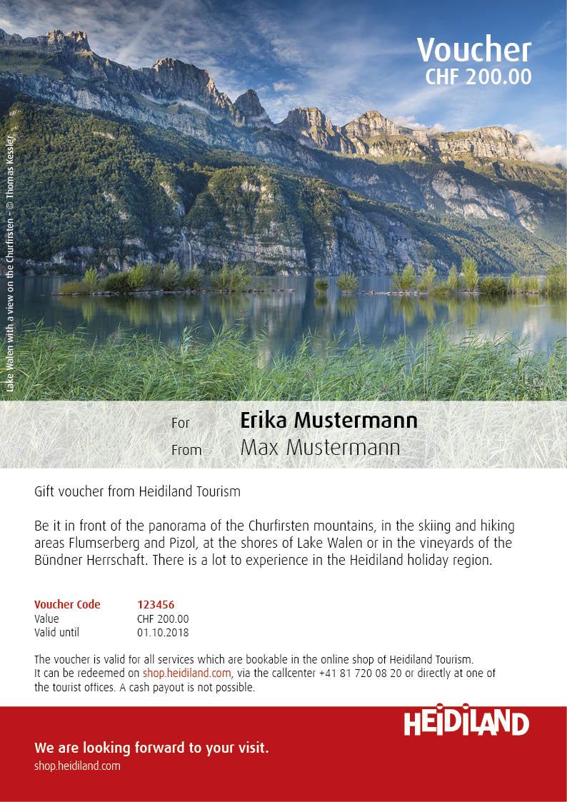 heidiland_premium-19: Nature, Lake Walen