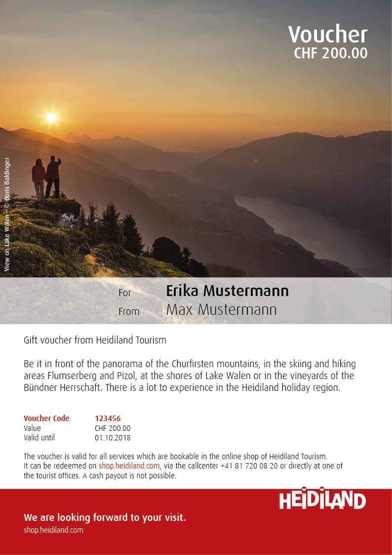 heidiland_premium-5: Lake Walen, Hiking